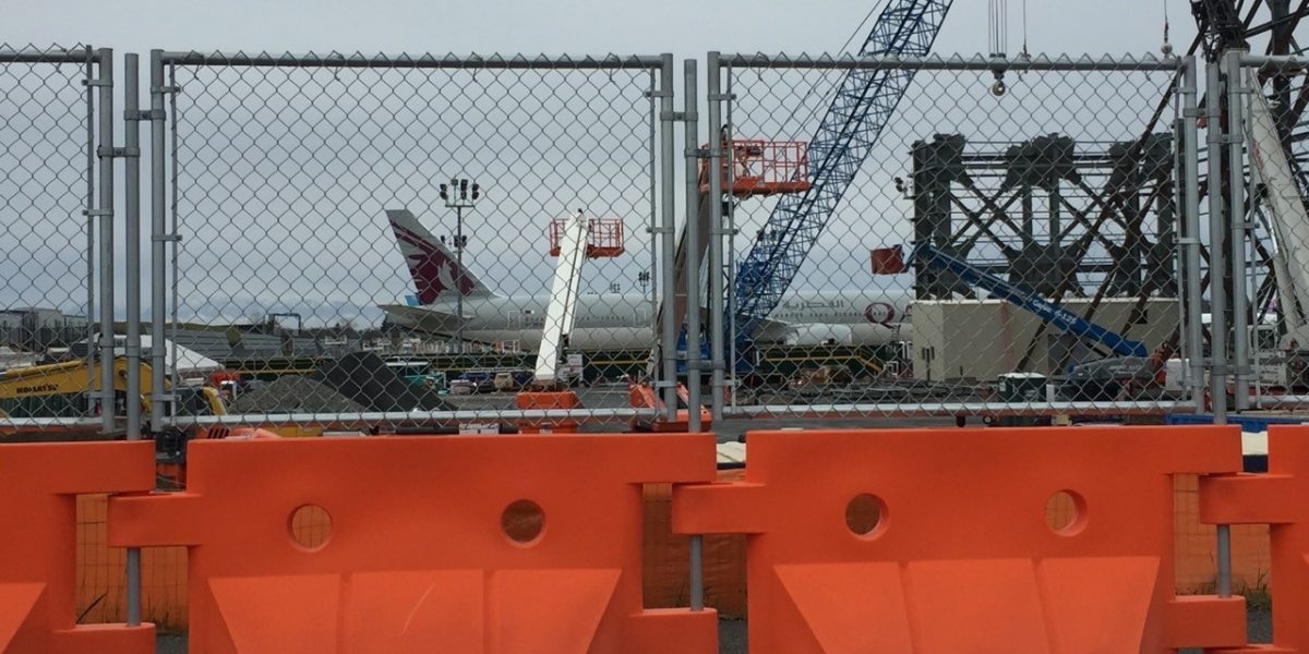 Construction Barriers and Other Ways to Prevent Construction Site Theft 12