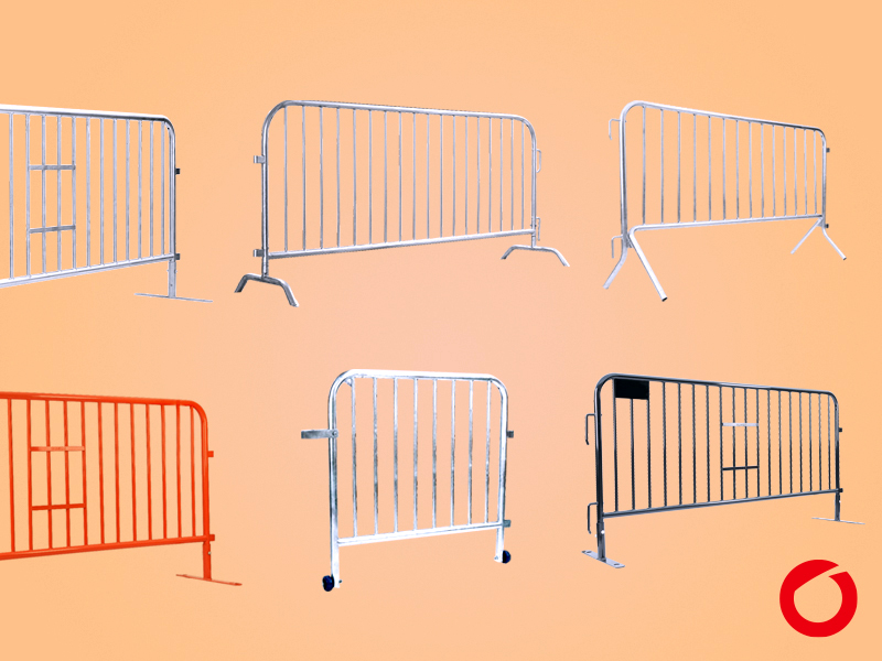 Your 2020 Guide for Buying Metal Barricades 1