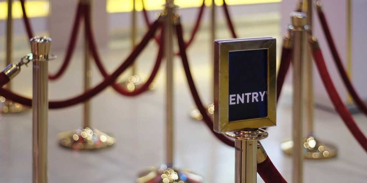 what is a stanchion